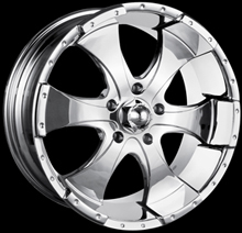 Диски ION Alloy R-136 Silver Toyota
